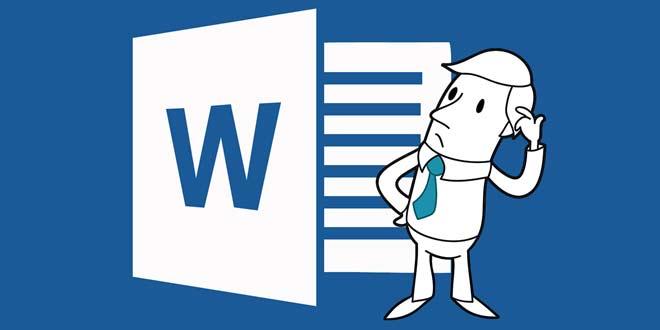 Microsoft Word tüm bağlantıları kaldırmak