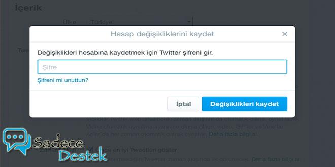 Twitter'da Otomatik Video Oynatma Nasıl Kapatılır