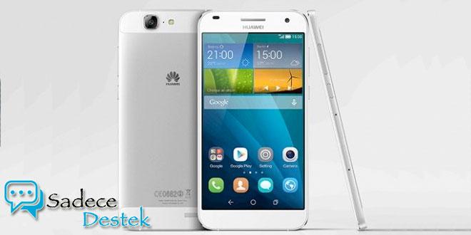 Huawei G7 Android 6.0 Marshmallow Rom Yayınlandı